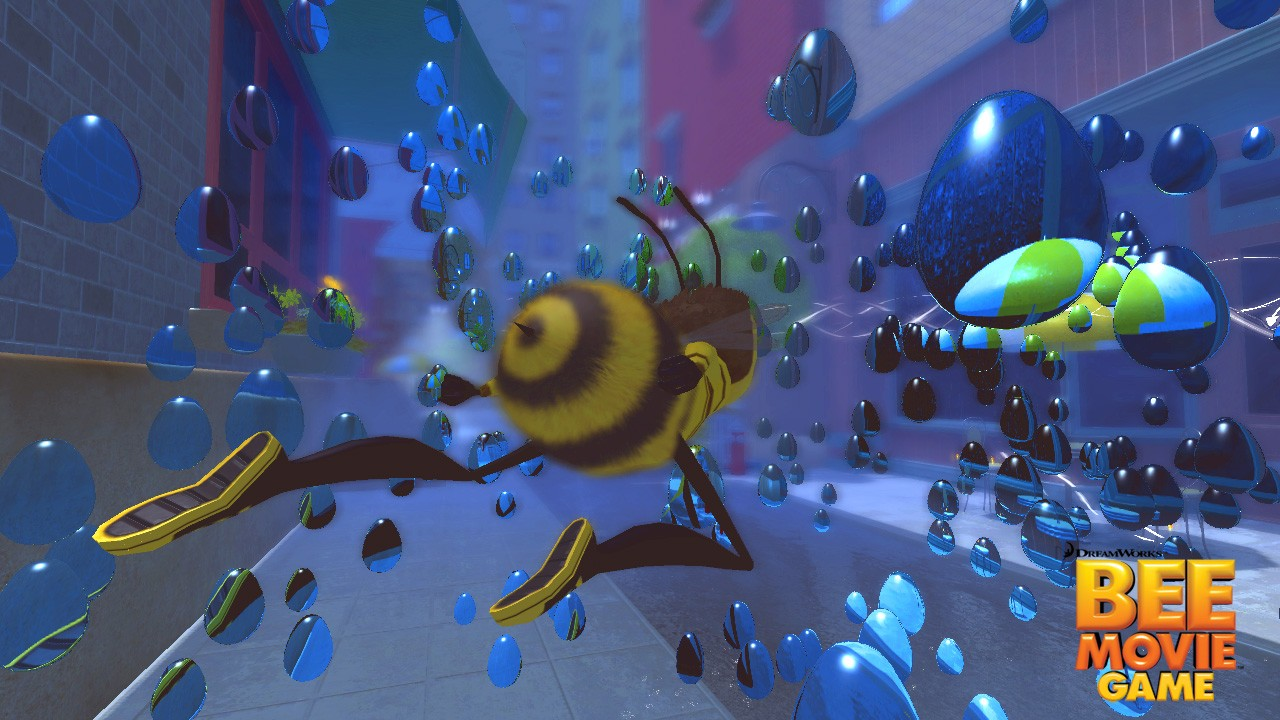 Bee Movie : Drôle d'abeille - PC