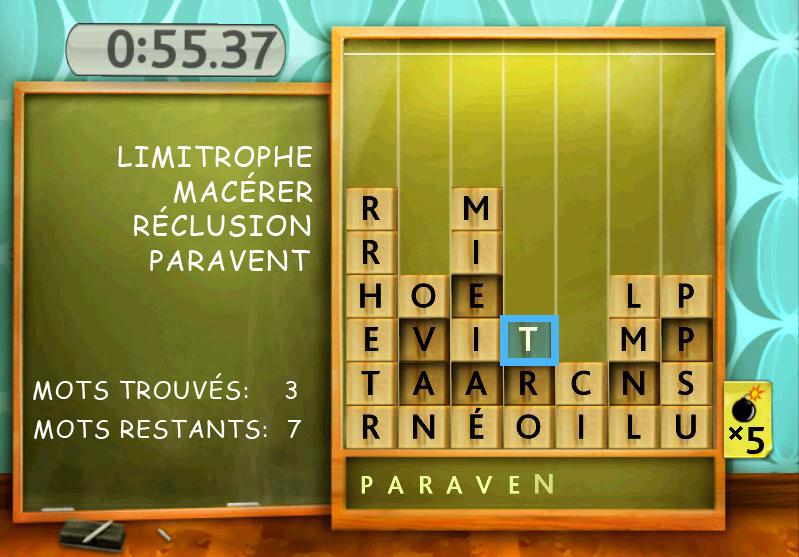 Mon Coach Personnel : J'enrichis mon vocabulaire - Wii