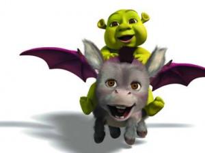 Shrek : Ogres et Dranons - DS