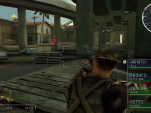 SOCOM : U.S. Navy SEALs Tactical Strike - PSP