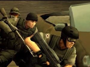 SOCOM : U.S. Navy SEALs Tactical Strike - PSP