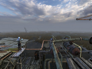 S.T.A.L.K.E.R. : Clear Sky - PC