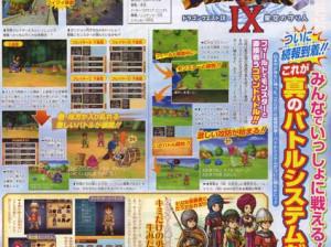Dragon Quest IX : Les Sentinelles du Firmament - DS