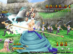 One Piece Unlimited Adventure - Wii