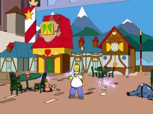 Les Simpson : Le Jeu - Xbox 360
