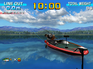 Sega Bass Fishing - Wii
