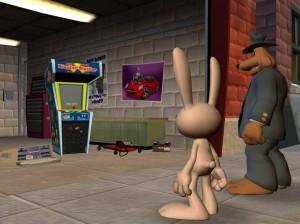 Sam & Max Season 2 - Wii