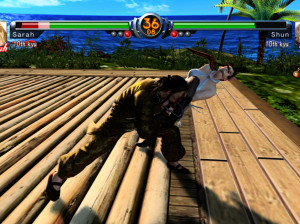 Virtua Fighter 5 - Xbox 360