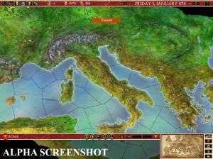 Europa Universalis : Rome - PC