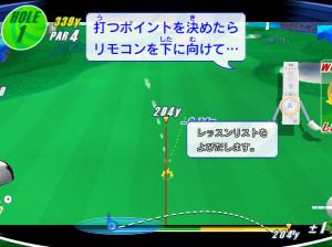Wii Love Golf - Wii