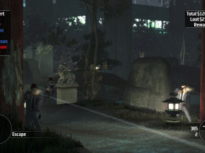 Kane & Lynch : Dead Men - PS3
