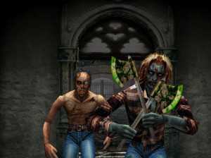 House of the Dead 2&3 - Wii