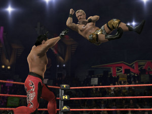 TNA iMPACT! - PS2