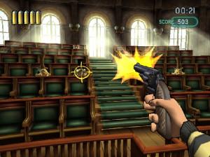 Lucky Luke : Tous à l'ouest - Wii