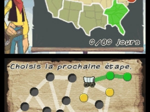 Lucky Luke : Tous à l'ouest - DS