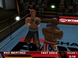 Showtime Championship Boxing - Wii