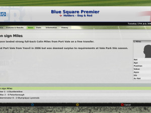 Football Manager 2008 - Xbox 360
