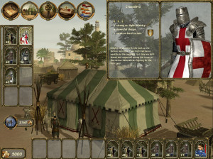 Crusaders : Thy Kingdom Come - PC