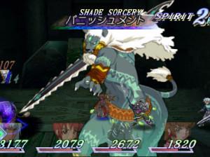 Tales of Rebirth - PSP