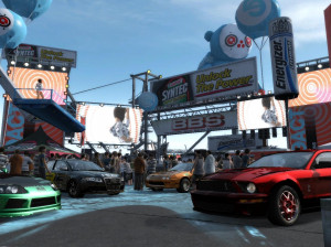 Need for Speed ProStreet - PS2