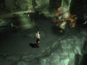 God of War : Chains of Olympus - PSP