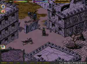 Blackmoon Chronicles : Winds of War - PC