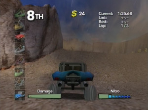 Offroad Extreme ! - Wii