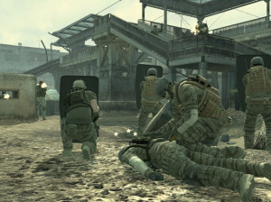 Metal Gear Online - PS3