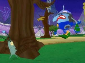 Bob l'Eponge : Bulle en Atlantide - Wii