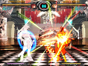 Guilty Gear XX : Accent Core - Wii