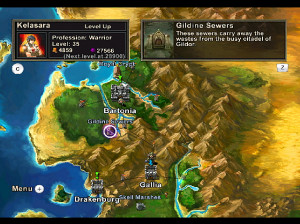 Puzzle Quest : Challenge of The Warlords - Wii