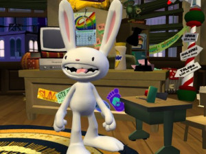 Sam & Max Episode 204: Chariot of the Dogs - PC