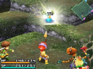 Final Fantasy Crystal Chronicles : Ring of Fates - DS