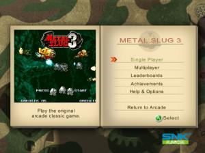 Metal Slug 3 - Xbox 360