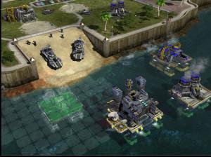 Command & Conquer : Alerte Rouge 3 - PS3