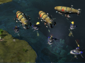 Command & Conquer : Alerte Rouge 3 - PS3