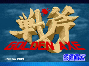 Golden Axe - Xbox 360
