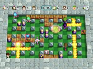 Wi-Fi 8 Battle Bomberman - Wii