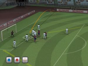 Pro Evolution Soccer 2008 - Wii