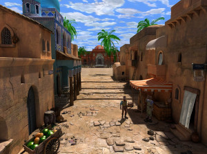 Diamon Jones : Amulet Of The World - PC