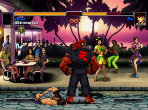 Super Street Fighter II Turbo HD Remix - PS3