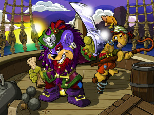 Neopets Puzzle Adventure - PC