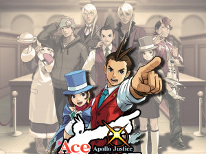 Ace Attorney : Apollo Justice - DS