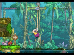 Wario Land : The Shake Dimension - Wii