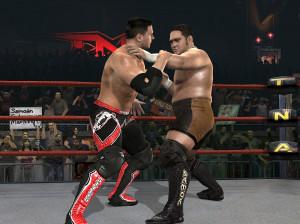 TNA iMPACT! - PS3
