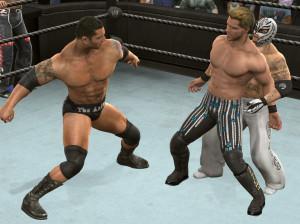 WWE Smackdown vs Raw 2009 - PS3