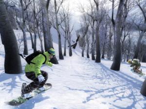 Shaun White Snowboarding - PC