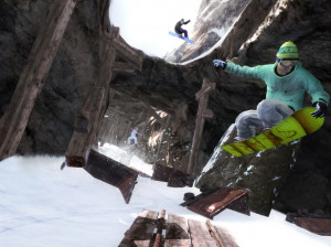 Shaun White Snowboarding - PS3