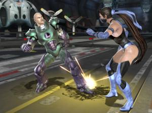 Mortal Kombat vs DC Universe - PS3