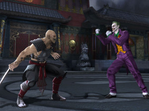 Mortal Kombat vs DC Universe - PS3